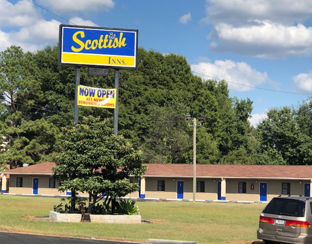 Cheap motels in Stone Mountain